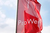 ProWein, one of the world's major wine trade fairs
