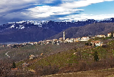 Cartizze Vinyards in Valdobbiadene
