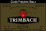 Trimbach's Riesling 'Frédéric Emile'