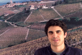 Francesco Versio is the new winemaker at Bruno Giacosa